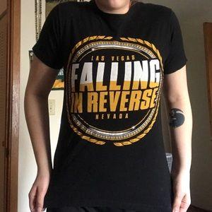 Falling in Reverse Nevada T Shirt